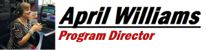 April Program Director