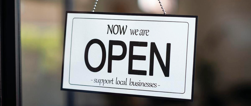 New Business, Despite Pandemic